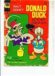 Donald Duck comic -  # 143  Copyright 1972