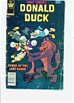 Donald Duck comics -  # 217    March 1980