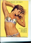 Victoria's Secret magazine Spring trends 2001