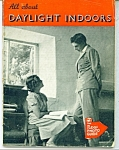 Click here to enlarge image and see more about item M1705: All About Daylight Indoors Photography -  1946