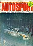 Autosport magazine - January 29, 1976