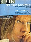 Look Magazine - JULIE CHRISTIE - March 8, 1966