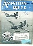 Aviation Week magazine   Nov. 6, 1950