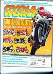 Click here to enlarge image and see more about item M1800: Cycle World Magazine -  July 1992
