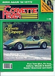 Corvette Fever magazine -  August 1983