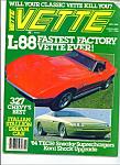 Vette magazine -  November 1984