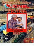 Lionel Trains and accessories magazine 1993 Book one