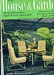 House & Garden Magazine - June 1961