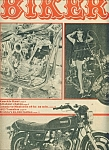 Click here to enlarge image and see more about item M1917: BIKER - Motorcycle magazine newspaper - Jan. 26, 1977