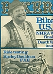 BIKERS - Magazine newspaper - Nov. 17, 1976