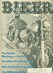 Click here to enlarge image and see more about item M1922: BIKERS - Magazine newspaper - Jan. 11,1978