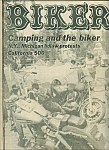 Click here to enlarge image and see more about item M1925: BIKER - Motorcycle magazine newspaper -  June 14, 1978