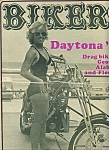 Click here to enlarge image and see more about item M1927: BIKER - Motorcycle magazine newspaper - April 5, 1978