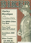 Click here to enlarge image and see more about item M1928: BIKER -  Motorcycle magazine newspaper - Nov. 30 1977