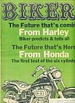 BIKER -  Motorcycle Magazine newspaper - Jan. 25, 1978