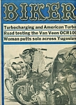 BIKER - Motorcycle magazine newspaper -  August 23,1978