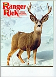 Click here to enlarge image and see more about item M1968: Ranger Rick's nature magazine -  December 1974