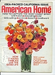 American home magazine - July 1970