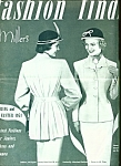 Click here to enlarge image and see more about item M2069: Fashion finds by Miller's magazine - 1951
