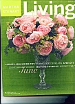 Martha Stewart Living magazine - June 2003