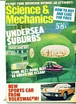 Click here to enlarge image and see more about item M2190: Science & Mechanics - december 1969