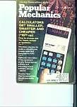 Popular Mechanics - december 1974