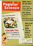 Popular Science magazine -December 1965