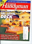 Click here to enlarge image and see more about item M2220: The Family Handyman - April 1990