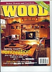 Wood magazine - April 2001