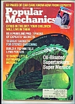 Click here to enlarge image and see more about item M2270: Popular mechanics  - May 1975
