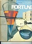 Fortune magazine - Octdober 1972
