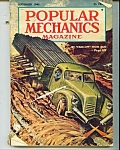 Click here to enlarge image and see more about item M2299: Popular Mechanics  September 1948