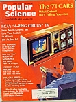 Click here to enlarge image and see more about item M2313: Popular Science - June 1970