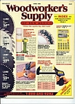Woodworker's supply of New Mexico - April 1990