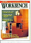 Click here to enlarge image and see more about item M2350: Work Bench magazine -  Nov/Dec. 1998