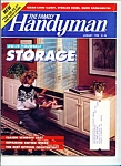 Click here to enlarge image and see more about item M2352: The Family Handyman  - January 1990