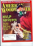 Click here to enlarge image and see more about item M2359: American Woodworker - July 2003