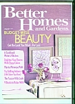Better Homes and Gardens - March 2006