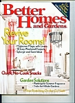 Better Homes & gardens September 2006