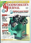 Woodworker's Journal -  April 2003