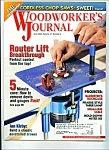 Click here to enlarge image and see more about item M2391: woodworker's Journal - June 2003