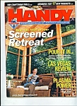 Handy magazine -  May/June 2003