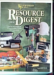 Click here to enlarge image and see more about item M2401: woodworkers journal-resosurce digest 2004