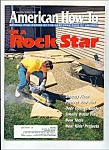 American How-to magazine - Sept., Oct., 1999