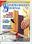 Click here to enlarge image and see more about item M2406: Woodworker's Journal - February 2002