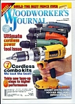 woodworker's journal - June 2002