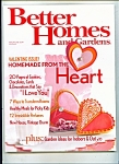 Click here to enlarge image and see more about item M2415: Better Homes and Gardens -  February 2006