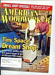 Click here to enlarge image and see more about item M2419: American Woodworker - May 2004