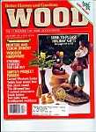 Wood Magazine - December 1991