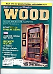 Click here to enlarge image and see more about item M2429: Wood magazine -  February 1992